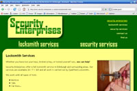 Security Enterprises – Edinburgh